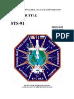 STS-91 Press Kit
