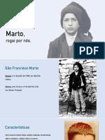 Apresentação_São Francisco Marto
