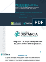 etapas de la planeación educativa