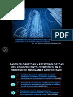 Fundamentos epistemológicos de la investigación científica y el diseño arquitectónico