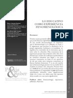 Dialnet-LoEducativoComoExperienciaFenomenologica-6119094.pdf