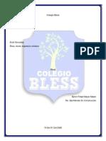 Etica Colegio Bles