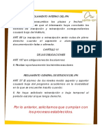 REINSCRIPCIONES UPIITA 20-2
