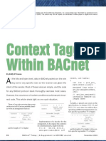 Context Tagging Within BACnet®