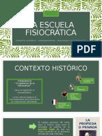 LA ESCUELA FISIOCRÁTICA.pptx