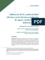 Influencia de la conductividad %0D%0Aeléctrica en la electrocoagulación %0D%0Ade aguas residuales de la %0D%0Aindustria láctea.pdf