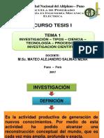 MAESTRÍA MECÁNICA ELÉCTRICA 2017