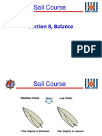 USPS Sail—Part 02 Section 08, Balance