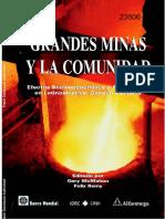 Grandes Minas y la Comunidad_Efectos Socioeconomicos y Ambientales en LAmerica, España y Canadá