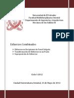 Esfuerzos-Combinados resistencia de materiales (2)