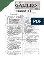 8 EL ARTICULO Y EL ADJETIVO PRACTICA