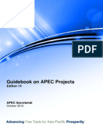 Guidebook on APEC Projects Ed14_Oct 2019