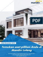 Booklet Lelang Mandiri November  2019