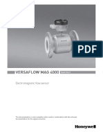 Honeywell Versaflow Mag 4000