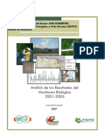 Analisis Del Monitoreo Biologico PROBAP 2001-2005 (2007)