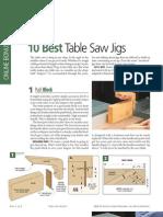 10 Best Saw Jigs