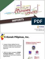 e2m Import Assessment System