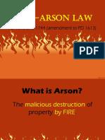 ARSON.docx