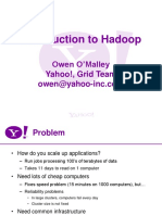 IntroductionToHadoop.ppt