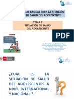 2. Situación de Salud del Adolescente.ppt