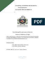 EFECTOS DE LA TERAPIA DE MADURACION PULMONAR  RN Pretermino