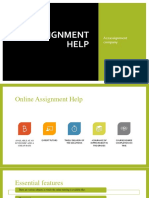 Assignment Help   Class and Exam Help   Research Paper Writin