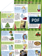 A Christmas-Activity Calender For Family and Friends