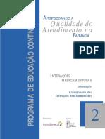 APERFEIÇOANDO A Qualidade do atendimento na farmácia - Interações Medicamentosas.pdf
