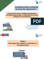 3. Normativa para atender la salud de las y los adolescentes (2).ppt