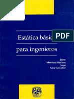 libro estatica