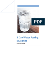 Water fasting guide