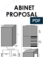 CABINET PROPOSAL