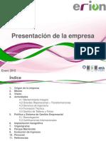 Presentacion-ERION-Español-2012-01