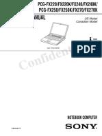 SONY PCG-FX220.pdf