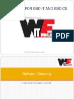 BSC-IT SEM 5 NETWORK SECURITY UNIT 1 (1).ppsx