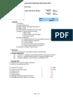 ARB Design Sheets.