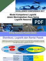 Seminar Logistiki 2017 Universitas Mercu Buana