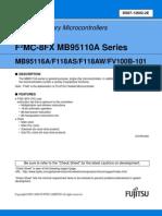 Fujitsu BM95F118AS 8bit e712602