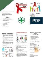 Brochure HIV A4