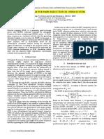 Improved SLM for PAPR Reduction in OFDM System
