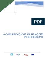A comunicação e as relações interpessoais.odt