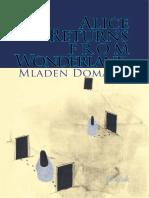 [Mladen Domazet] Alice Returns From Wonderland