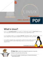 Linux OS