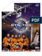 STS-123 Press Kit