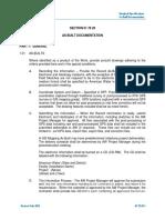 01 78 29 - As-Built Documentation