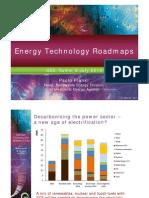 Energy Technology Roadmaps IEA 2010