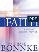Reinhard Bonnke- Faith