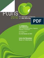4 Congresso Luso-Brasileiro para planejamento urbano, regional, integrado, sustentável