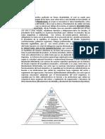 La Piramide de kelsen Jerarquia normativa- Magaly