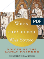 When the Church Was Young - Marcellino D'Ambrosio.pdf